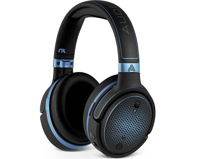 Audeze Mobius Negro-Blue