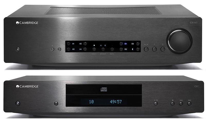 Cambridge Audio CX A60 + CX C Black
