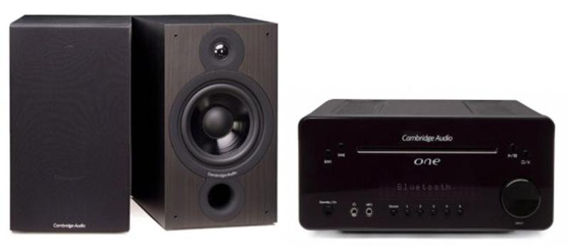 Cambridge Audio One V2 Black + SX60 Black