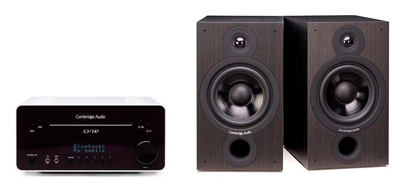 Cambridge Audio One V2 White + SX60 Black