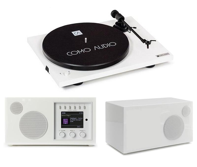 Pack Como Audio Turntable + Solo + Ambiente Premium