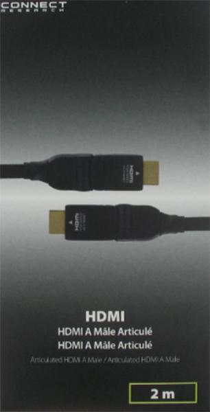 Connect Research Prestige HDMI Articulado