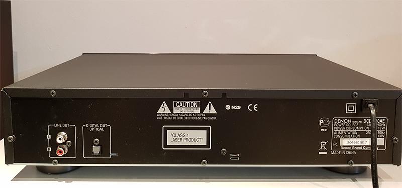 Denon DCD-510AE