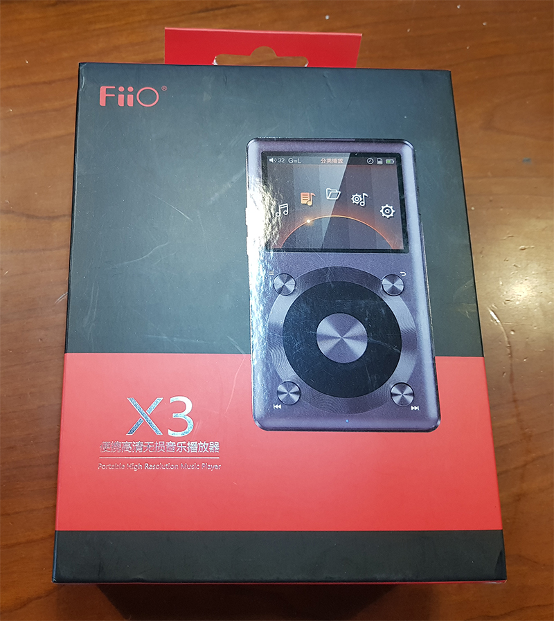 Fiio X3 MKII