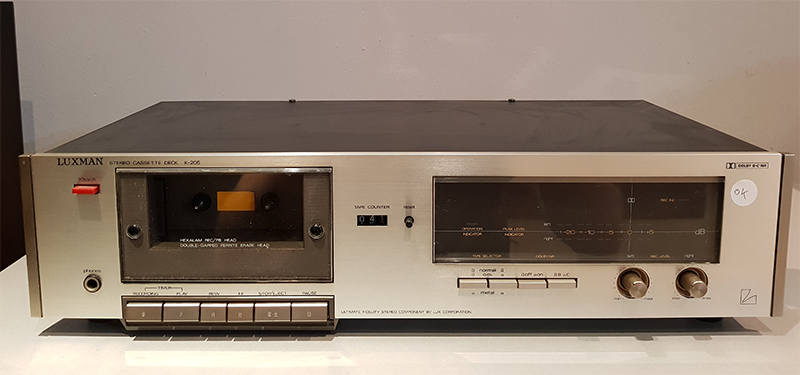 Luxman K-205