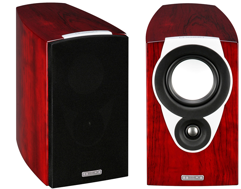 Mission SX2 Rosewood