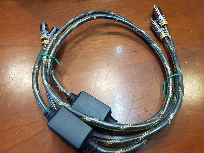 MIT AVt1 cable RCA-RCA 1.0m.