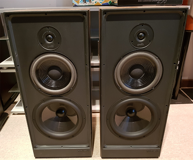 Polk Audio Model S10