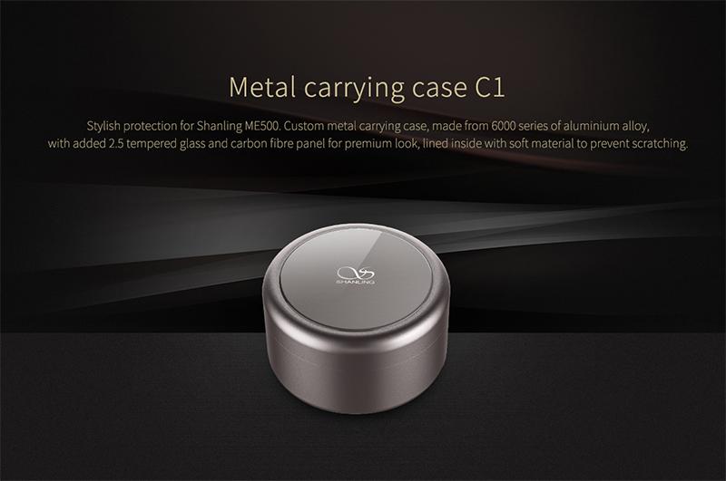 Shanling ME500 Caja