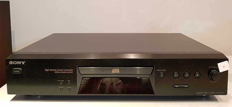 Sony CDP-XE270