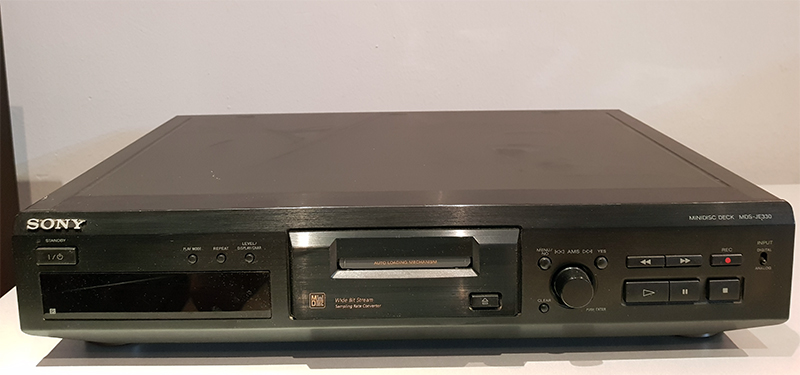 Sony MDS-JE330