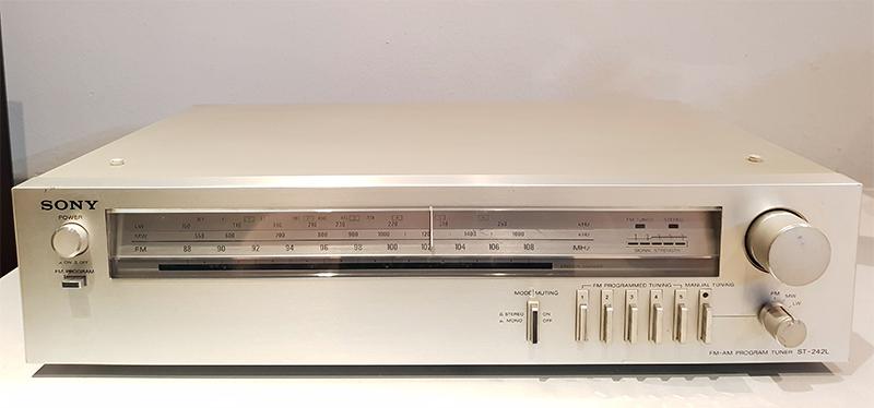 Sony ST-242L