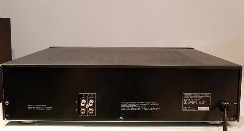 Sony TC-WR610