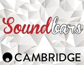 Promocion Cambridge Audio, Barras de sonido