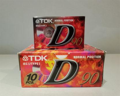 TDK D-90EB IEC 1