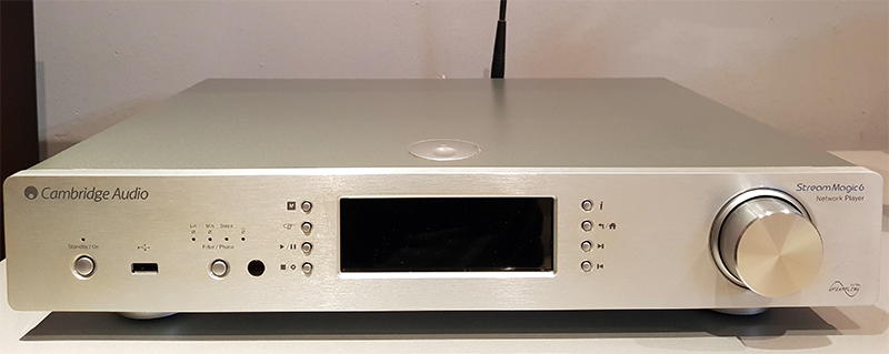 Cambridge Audio StreamMagic 6