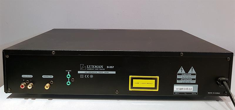 Luxman D-357