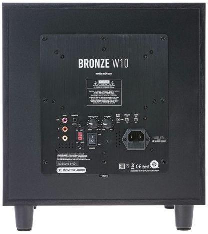 Bronze W10 Back