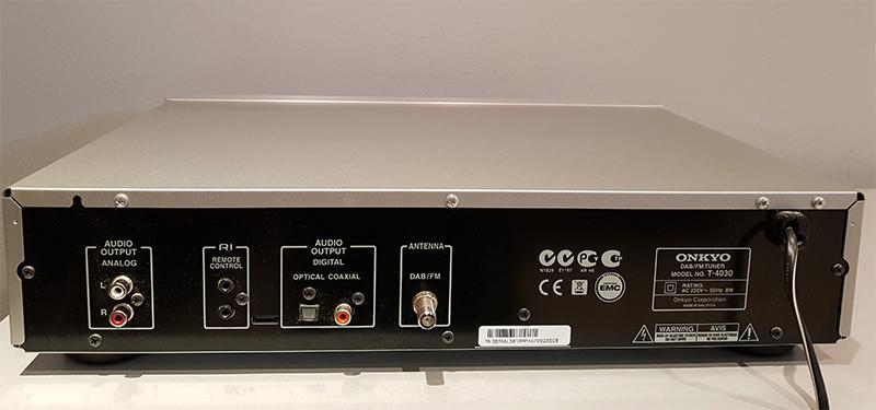 Onkyo T-4030