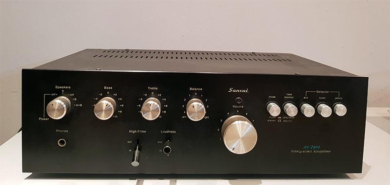 Sansui AU-2900