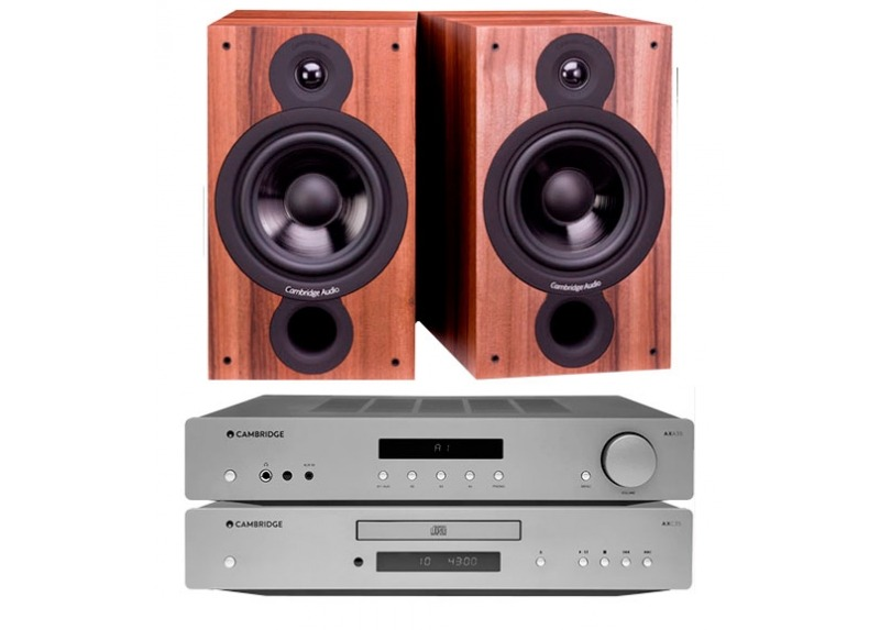 AX A35+C35+SX60Walnut