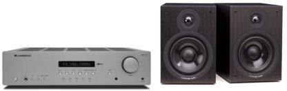 Cambridge Audio AXR100 +SX50 Black