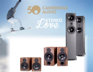 Cambridge Audio Sterelo Love
