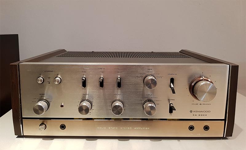 Kenwood KA-6004