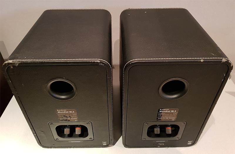 Audio Pro Mondial M3