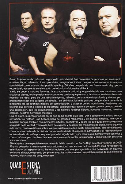 Barón Rojo: La Leyenda del Heavy Metal Español