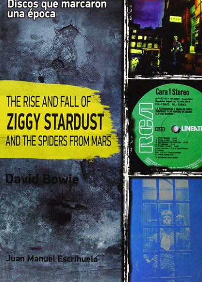 David Bowie: The rise and fall of Ziggy Stardust