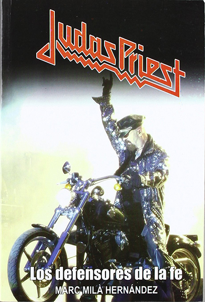 Judas Priest: Los defensores de la fe