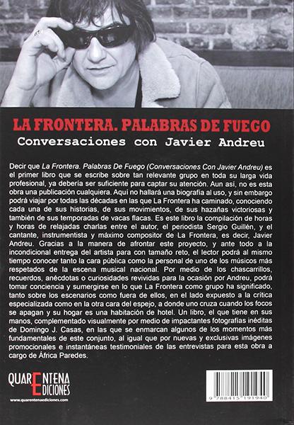 La Frontera: Palabras de Fuego