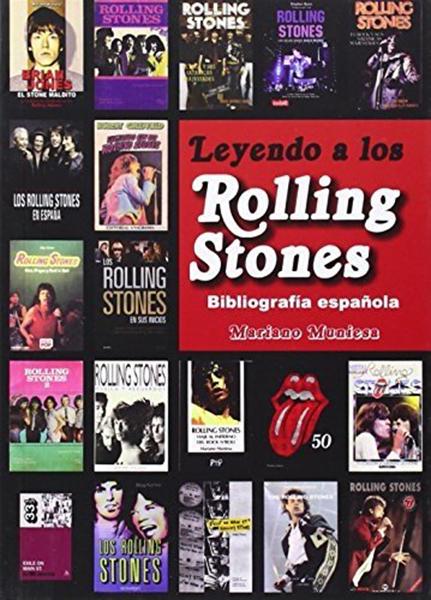 Leyendo a los Rolling Stones: Bibliografía Española