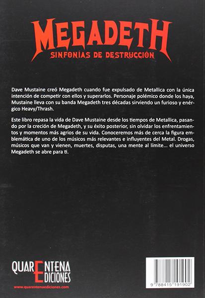 Megadeth, Sinfonías de destrucción