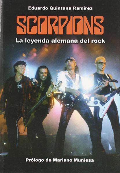 Scorpions, La Leyenda Alemana del Rock