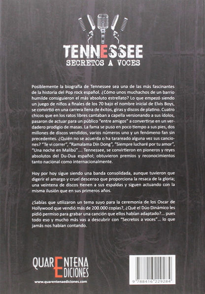 Tennessee: Secretos a voces