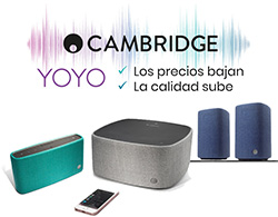 Cambridge Audio Yoyo liquidación de altavoces
