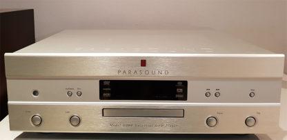 Parasound Model D-200