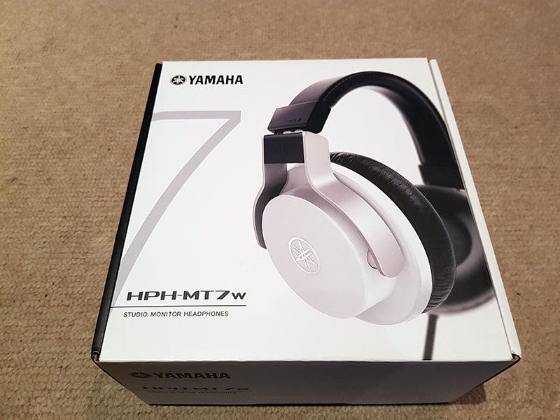 Yamaha HPH-MT7w
