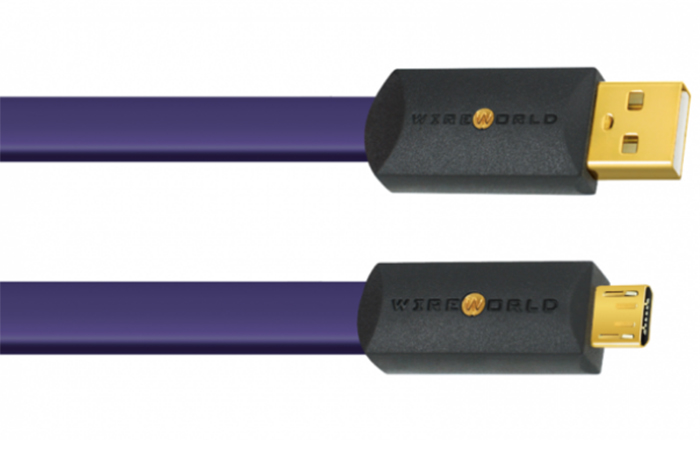 Wireworld Ultraviolet 8 A-MicroB
