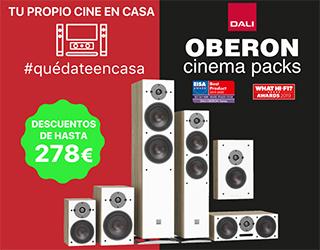 Dali Oberon Cinema Packs
