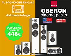 Dali Oberon Cinema Packs Julio 2021