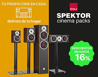 Dali Spektor Cinema Packs Julio 2021