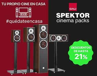 Dali Spektor Cinema Packs