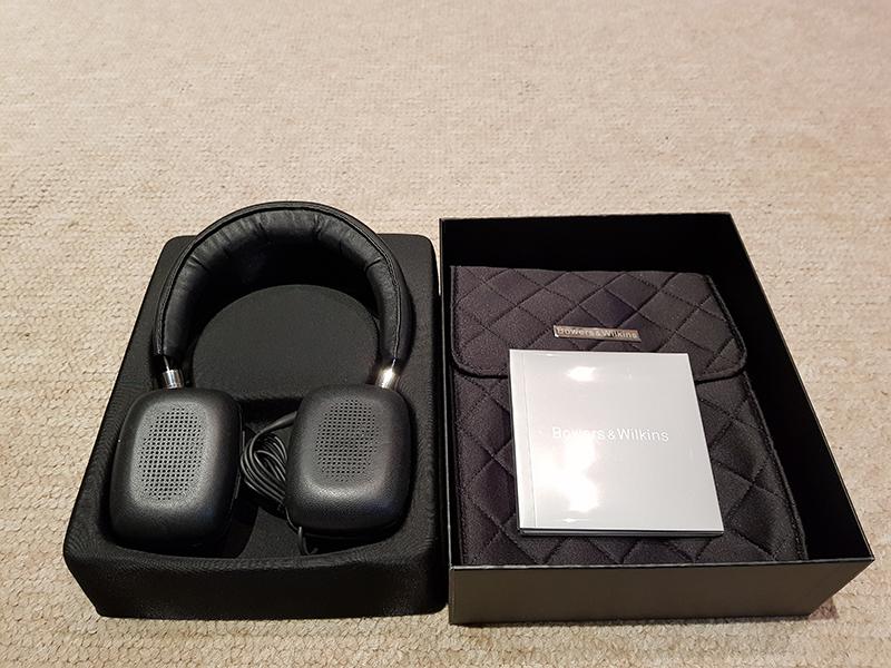 B&W P5 Wireless
