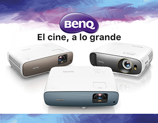 Promo BenQ, Cine a lo grande