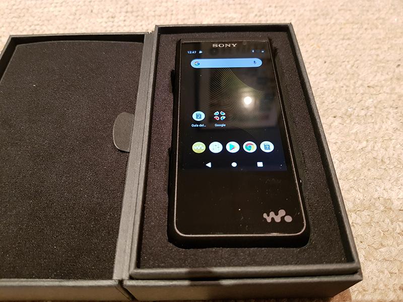 Sony NW-ZX507