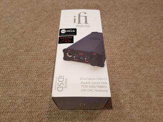 ifi Micro iDSD Black Label de ocasión