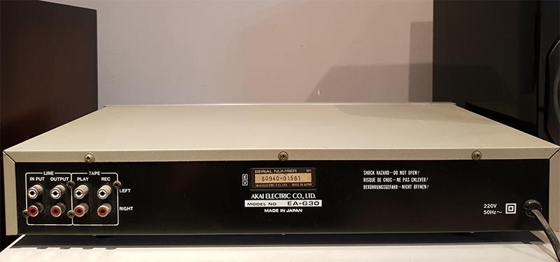 Akai EA-G30